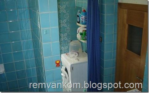 ремонт ванной комнаты и туалета 2