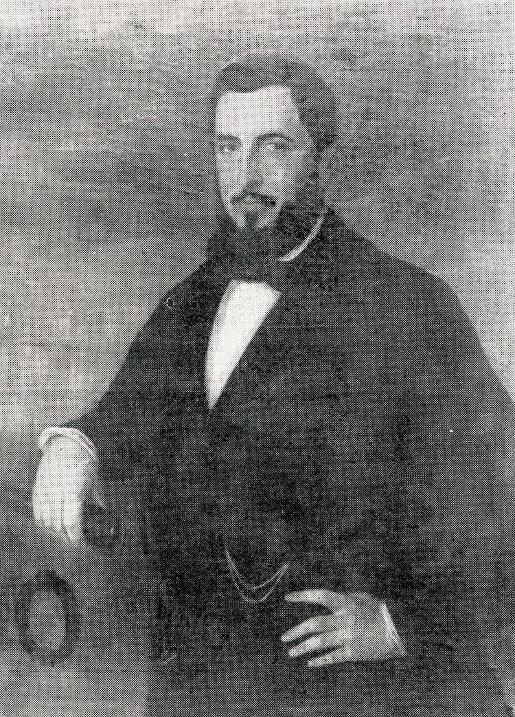 D. Marcelino de Cagigal y Calderón de la Vega. Primer capitan del GENERAL ARMERO. Foto del libro CAPITANES DE CANTABRIA.jpg