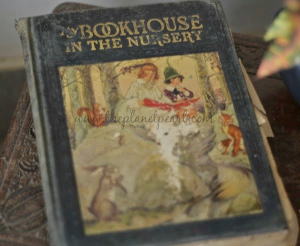 Mybookhouse in the nursery