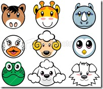 caras de animales para imprmir (6)