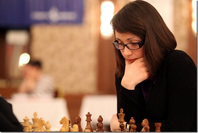 GM Kateryna Lahno, Ukraine
