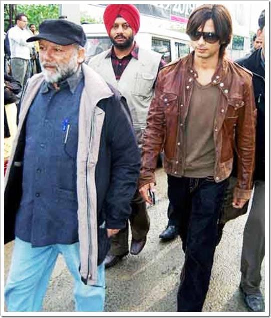 shahid kapoor latest pics 2012