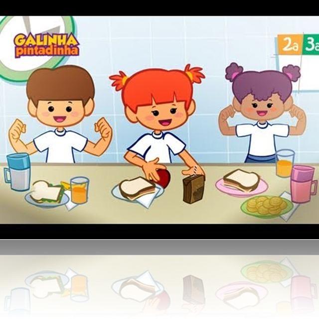 Meu Lanchinho - DVD Galinha Pintadinha 2