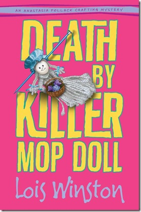 Death by Killer Mop Doll-low res