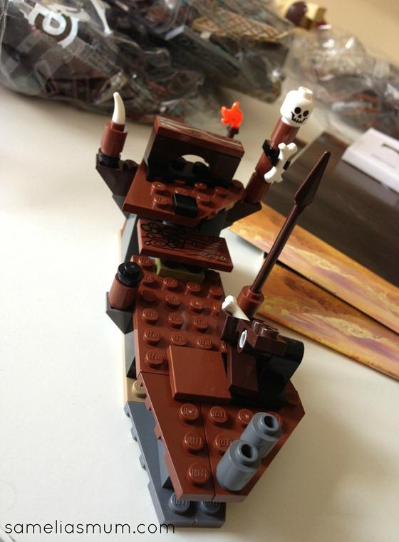 The Hobbit 6 Lego