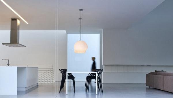 cocina-Casa-minimalista-Afeka-House-pitsou-kedem