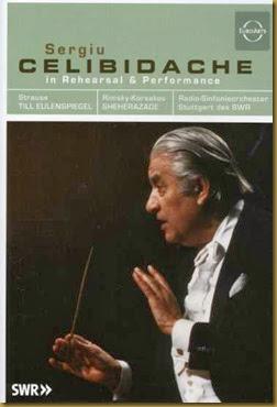 Sheherazade Celibidache DVD