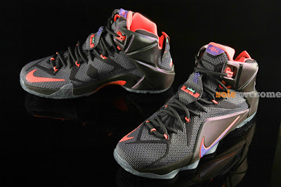 nike lebron 12 gr instinct 1 04 Preview of Upcoming Nike LeBron 12 Instinct (684593 583)