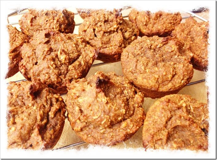 cocoa pumpkin muffins 2