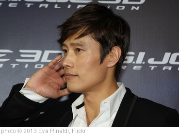 'Byung- Hun Lee' photo (c) 2013, Eva Rinaldi - license: http://creativecommons.org/licenses/by-sa/2.0/