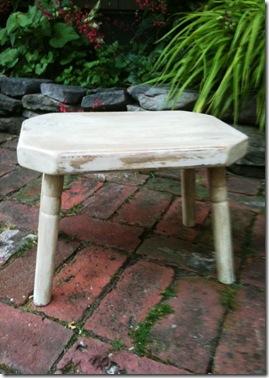 finished stool 3