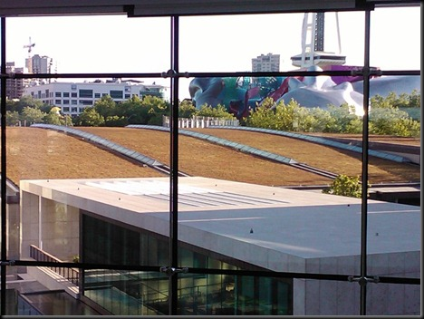 Gate Foundation Green Roof