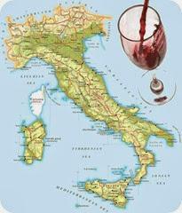 vinos mapa