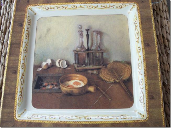 Italian table 028