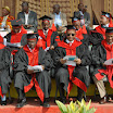 AMU President, Dr Feleke Woldeyes alongwith other dignitaries at Graduation Ceremony.jpg