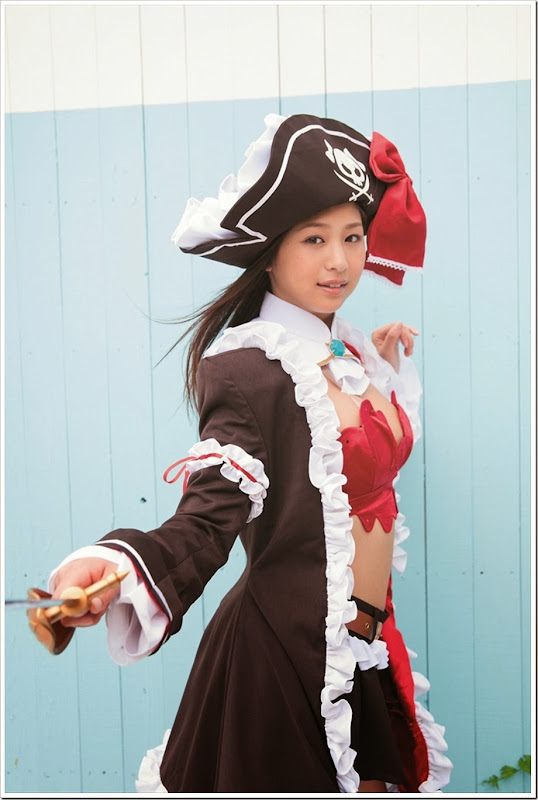Queen's Blade The Live Captain Liliana Sayama Ayaka Edition 19
