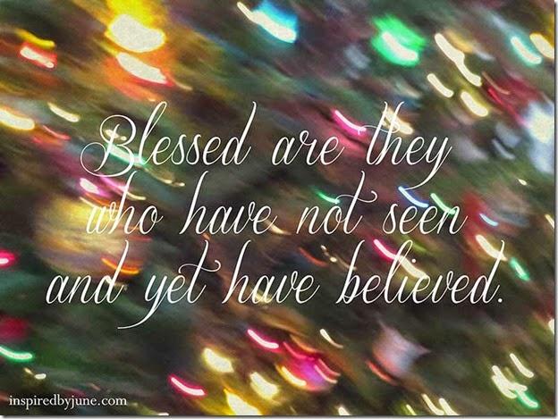 BlessedAreThey