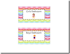 Girls-Boys Rest Passes