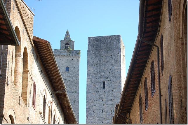 Oporrak 2008 - San Gimignano , 20 de Julio  003