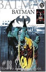 P00008 - Coleccionable Batman #8 (de 40)
