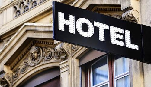 Letrero-hotel