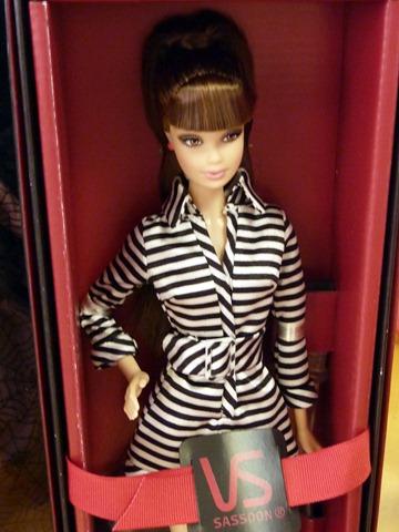 Madrid Fashion Doll Show - Barbie Vidal Sassoon