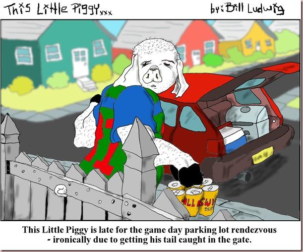 Piggy Tailgate