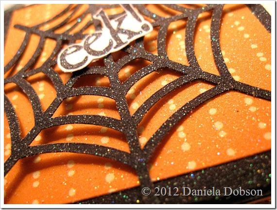 Daniela Dobson spider web design