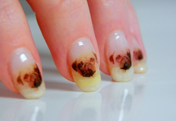 PUG NAILS 9