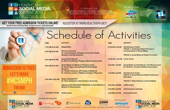 healthcare social media summit