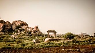 Ruins, ruins and more ruins.