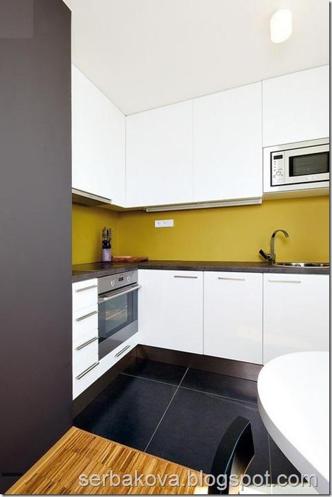дизайн проект однокомнатной квартиры 4