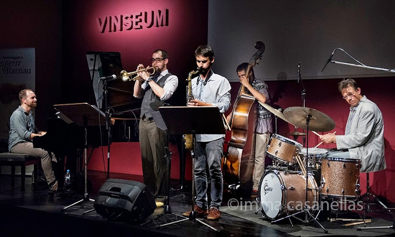 Roger Mas Quintet (Vilafranca, 2014)
