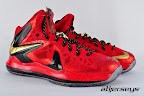 nike lebron 10 ps elite championship pack 15 04 Release Reminder: LeBron X Celebration / Championship Pack