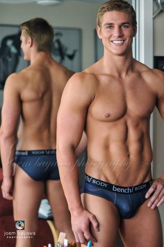 Ripp Baker, Fitness Model
