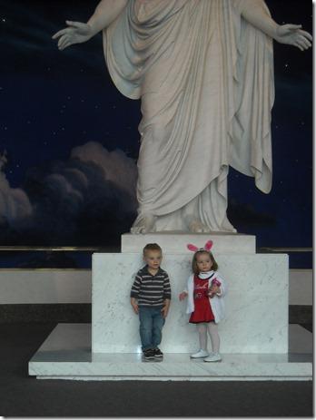 Kambree and Jesus