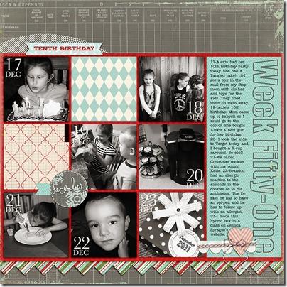Week 51 (Dec 17, 2011 to Dec 23, 2011)WEB