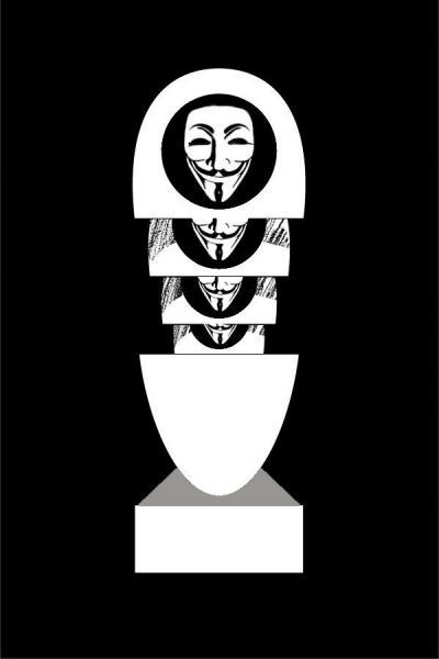 """Νέο μήνυμα των Anonymous: """"Έλληνες πολεμάμε στο πλευρό σας"""""""