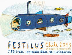 Imagen Destacados ilustradores en FESTILUS 2013