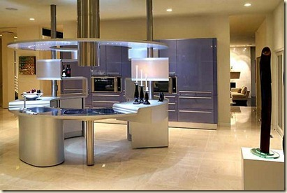 Decoraci n para cocinas modernas decoraci n de for Decoracion de interiores cocinas modernas