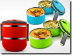 Buy Elegant 2-Layer Lunch Box at Rs. 299 – Best Price at Groupon