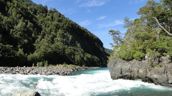 Río Petrohue