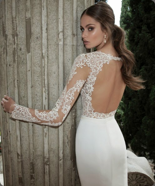 dress 14152 berta back