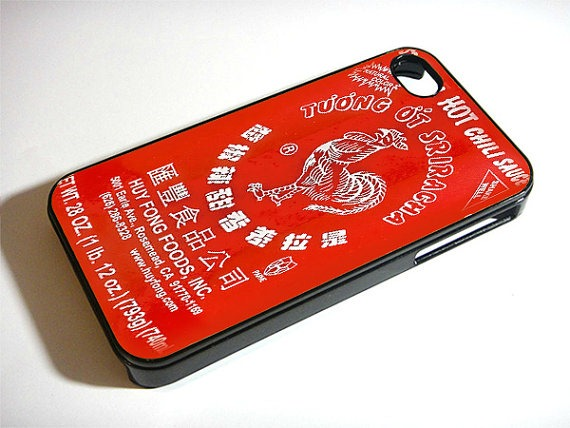 sriracha iphone case