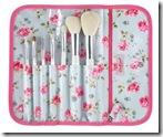 Cath Kidston Brush Set