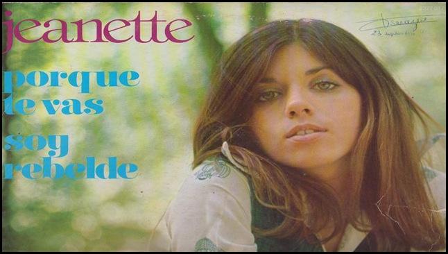 Jeanette - Por que te vas