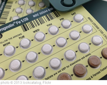 'Birth control pills' photo (c) 2013, lookcatalog - license: http://creativecommons.org/licenses/by/2.0/