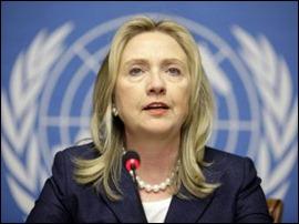 Hillary Clinton ONU