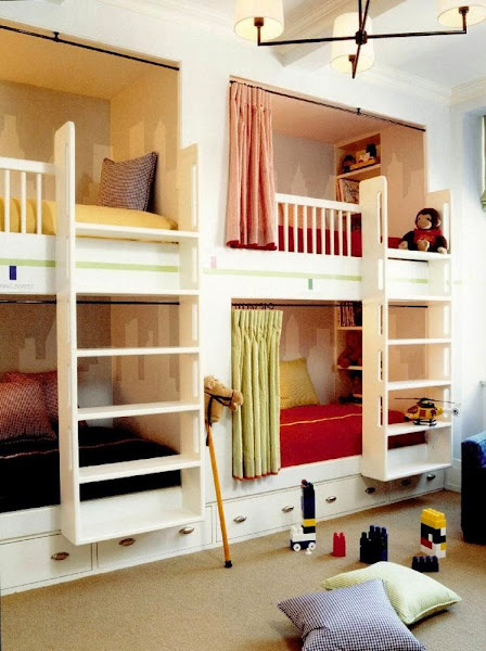 1279664812 Built In Bunk Beds