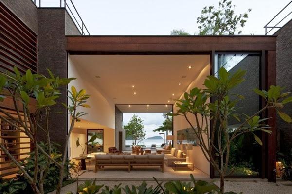 diseño-Casa-de-playa-por-Studio-Arthur-Casas